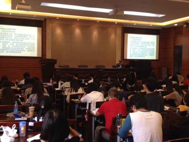 华东师范大学上课图片2